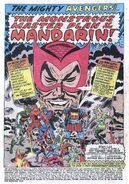 Avengers Annual Vol 1 1 001