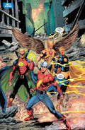 Convergence Justice Society of America Vol 1 1 001