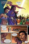 Black Panther World of Wakanda Vol 1 1 001