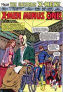 Uncanny X-Men Vol 1 151 001