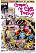 Doctor Strange Vol 2 1 001