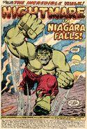 Incredible Hulk Vol 1 160 001