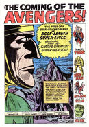 Avengers Vol 1 1 001