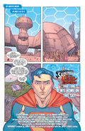 Convergence Superboy and the Legion of Super-Heroes Vol 1 1 001