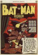 Detective Comics Vol 1 91 001