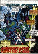 X-Men Vol 1 100 001