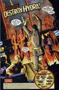 Bruce Wayne, Agent Of SHIELD Vol 1 1 001