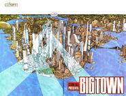 Fantastic Four Big Town Vol 1 1 001