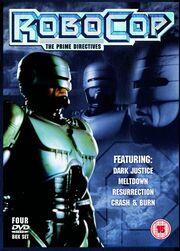 RoboCop Prime Directives dvd
