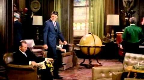 BATMAN '66: Green Hornet (s1 ep 11 The Hunters and the Hunted)