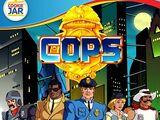 DC COMICS: C.O.P.S.