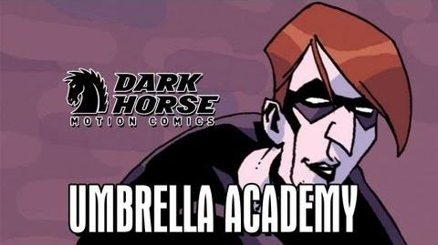 A Dysfunctional Family of Super Heroes Take Down a Murder-Bot - Dark Horse Umbrella Academy