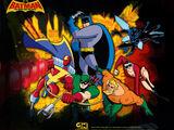DC COMICS: Batman Family (Batman The Brave and the Bold)