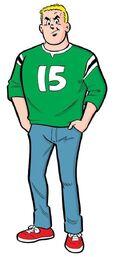 Comics Moose Mason
