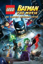 Lego Batman, The Movie cover