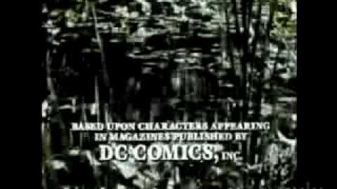 Swamp Thing TV Series Intro