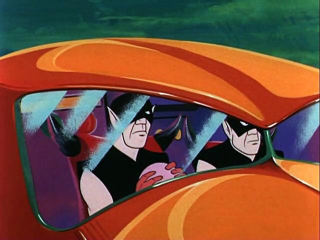 Filmation 1967: The Adventures Of Aquaman s1 ep18 Mephisto's Marine Marauders