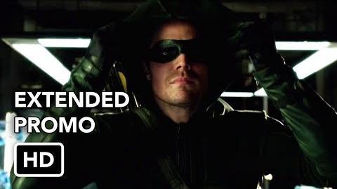 "Arrow 2x09 Extended Promo ""Three Ghosts"" (HD) Mid-Season Finale"