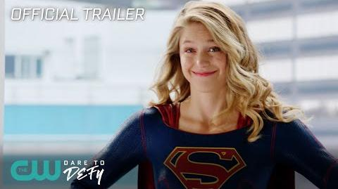 Super Season Big Belly Burger Trailer The CW