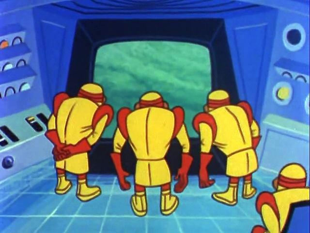 Filmation 1967: The Adventures Of Aquaman s1 ep10 The Deadly Drillers
