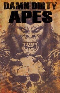 Planet of the Apes 01 CVRC