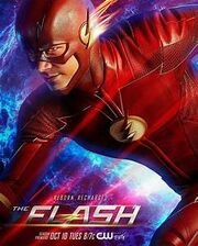 Flash s4 poster