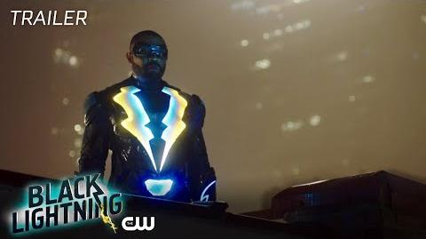 CW BLACK LIGHTNING S1 EP07 Equinox: The Book of Fate