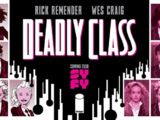 IMAGE COMICS: Deadly Class