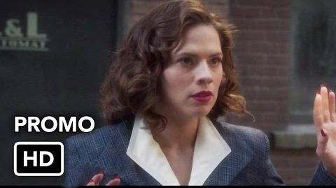 MARVEL COMICS: Agent Carter (s1 ep7 A Sin To Err)