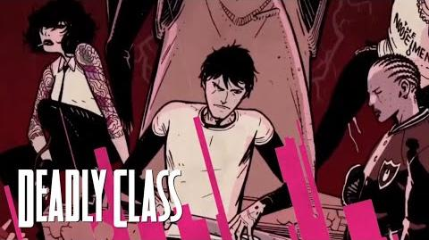 DEADLY CLASS Meet The Misfits SYFY