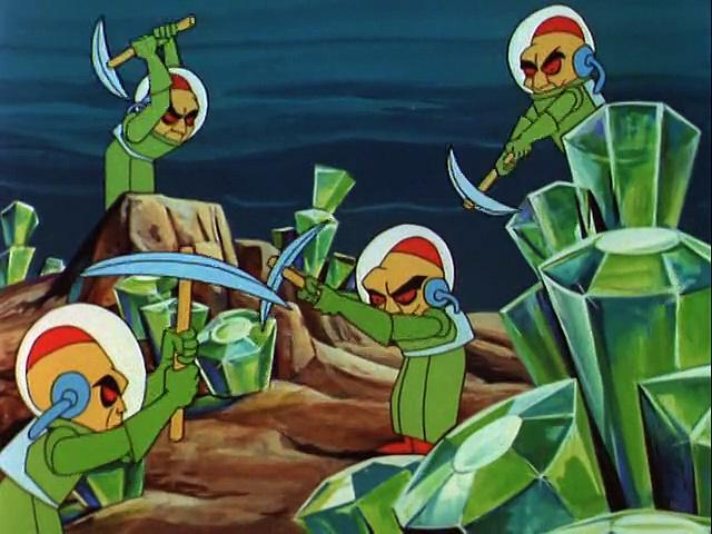 Filmation 1967: The Adventures Of Aquaman s1 ep31 Programmed For Destruction