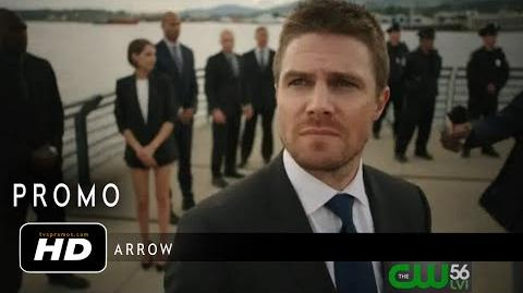 DC COMICS: Arrow (s5 ep01 Legacy)
