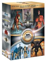 MARVEL COMICS: Marvel Knights Motion Comics