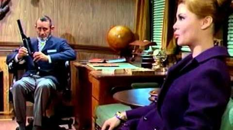 BATMAN '66: Green Hornet (s1 ep 5 The Frog Is A Deadly Weapon)
