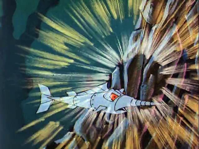 Aquaman ('67) 29 The Undersea Trojan Horse