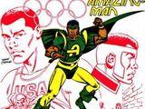 DC COMICS: CW Flash bio Will Everett (Amazing Man)