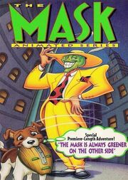 The Mask The Animated Series cover