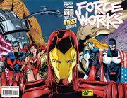 Force works comic