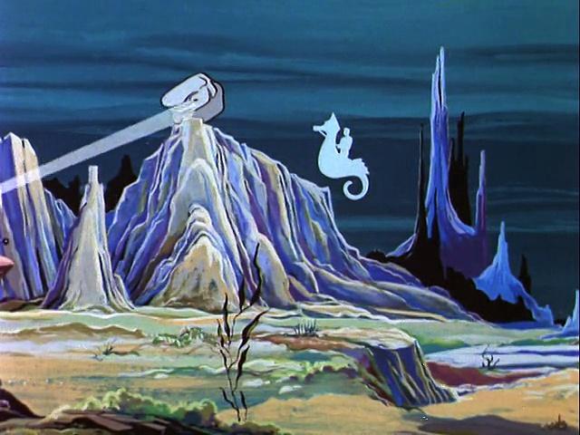 Filmation 1967: The Adventures Of Aquaman s1 ep33 The Stickmen Of Stygia