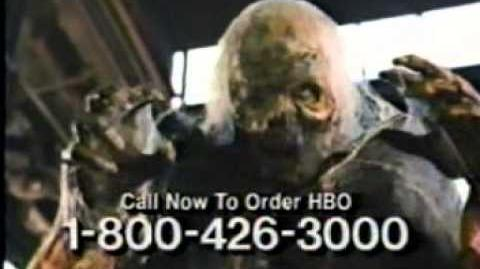 "1995 HBO ""Tales From the Crypt"" commercials"