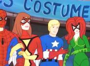 Super hero costume party (7)