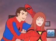 Super hero costume party (2)