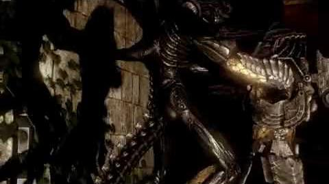 Aliens vs Predator Commercial