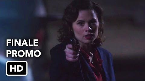 MARVEL COMICS: Agent Carter (s2 ep10 Hollywood Ending)