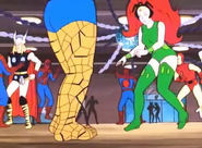 Super hero costume party (10)