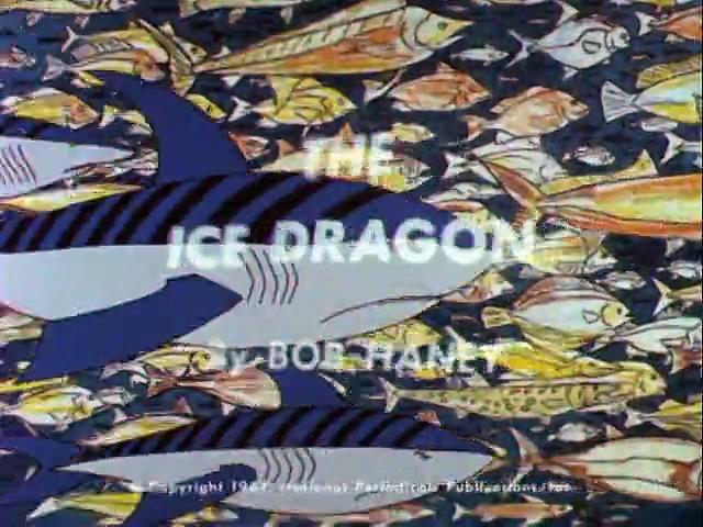 Filmation 1967: The Adventures Of Aquaman s1 ep09 The Ice Dragon