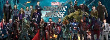 Marvel cinematic universe facebook cover by andrewmjbaker-d7zjept