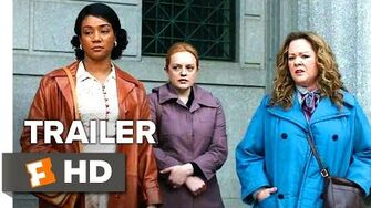The Kitchen Trailer 1 (2019) Movieclips Trailers