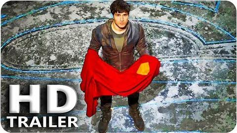 DC COMICS: SYFY Channel Krypton