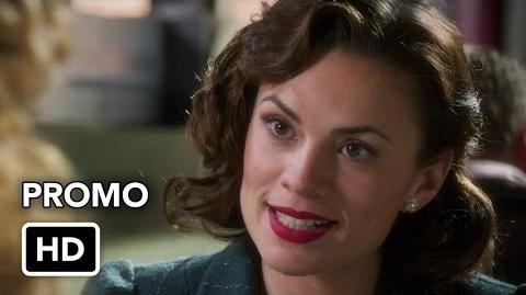 MARVEL COMICS: Agent Carter (s1 ep5 The Iron Ceiling)